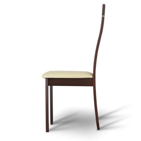 Jídelní židle DESI - ořech