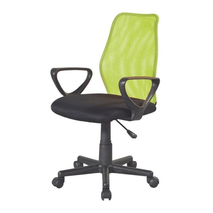 Tempo Kondela Kancelářská židle BST 2010 - zelená + kupón KONDELA10 na okamžitou slevu 10% (kupón uplatníte v košíku)