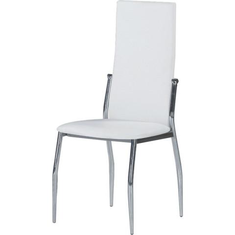 Jídelní židle SOLANA - bílá