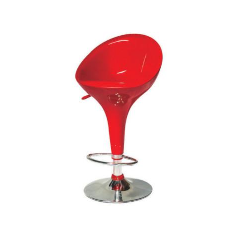 Barová židle ALBA NEW - červená