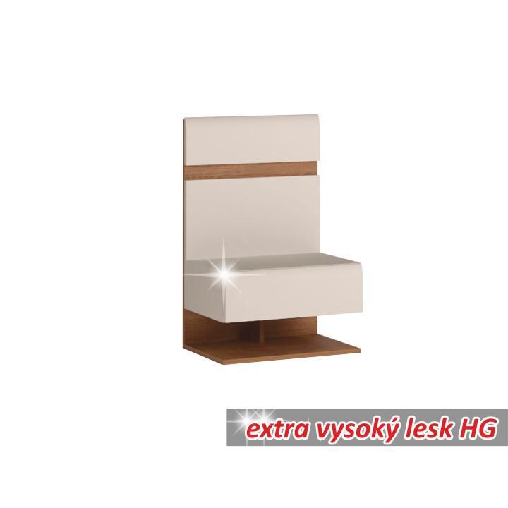 Tempo Kondela Noční stolek LYNATET 95 + kupón KONDELA10 na okamžitou slevu 10% (kupón uplatníte v košíku)