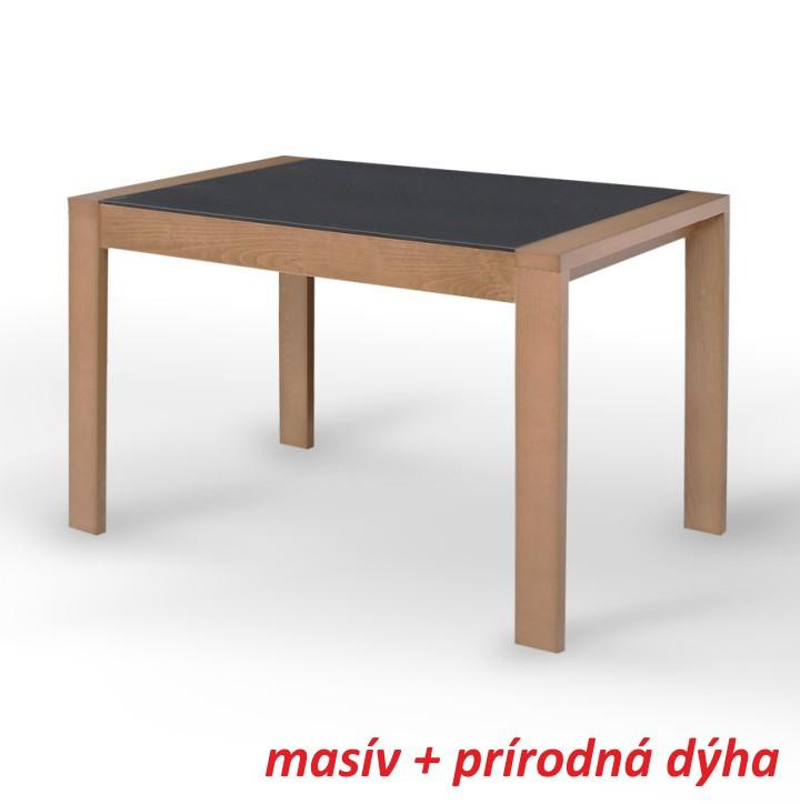 Tempo Kondela Jídelní stůl JANADAN - dub + kupón KONDELA10 na okamžitou slevu 10% (kupón uplatníte v košíku)