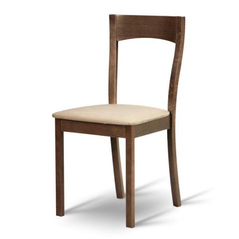 Jídelní židle DELMA - ořech