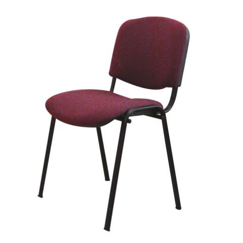 Jednací židle ISO NEW - bordová