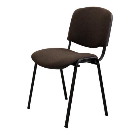 Jednací židle ISO NEW - hnědá