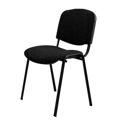 Jednací židle ISO NEW - černá