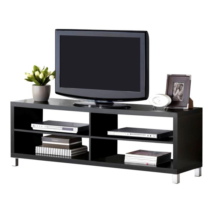Tempo Kondela Televizní stolek TOFI NEW - černý + kupón KONDELA10 na okamžitou slevu 3% (kupón uplatníte v košíku)