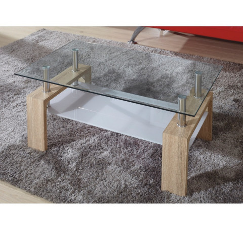 Konferenční stolek LIBOR - dub sonoma