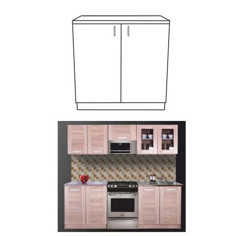 Kuchyňská skříňka NARCIS D-80