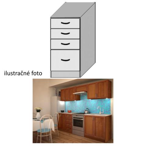 Kuchyňská skříňka LENKA NEW D-40 S4