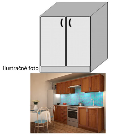 Kuchyňská skříňka LENKA NEW D-80