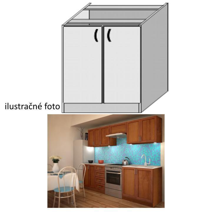 Kuchyňská skříňka LENKA NEW DZ-80
