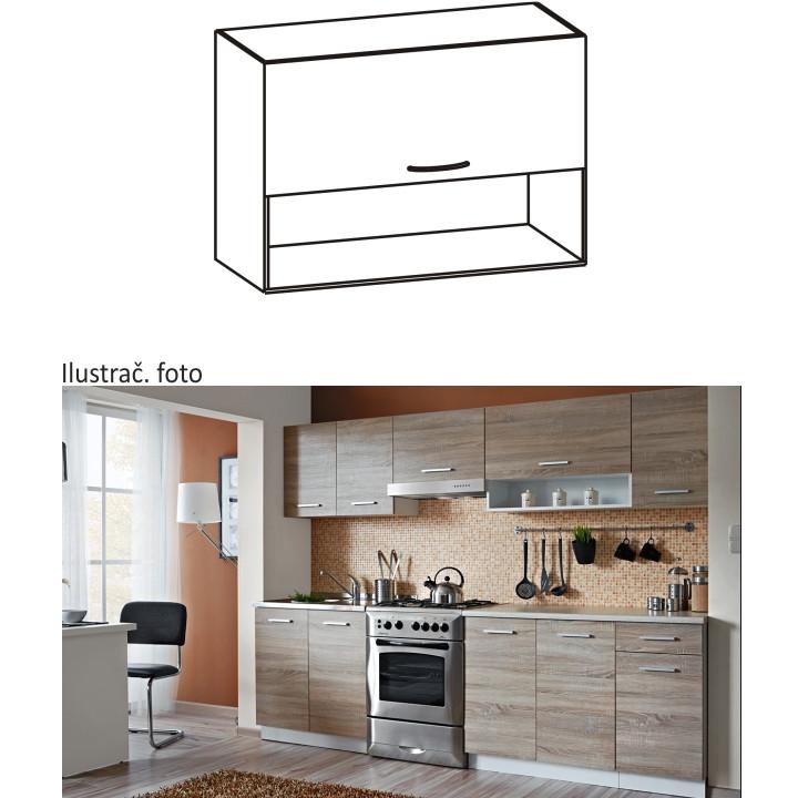 Tempo Kondela Kuchyňská skříňka CYRA NEW G-80 O