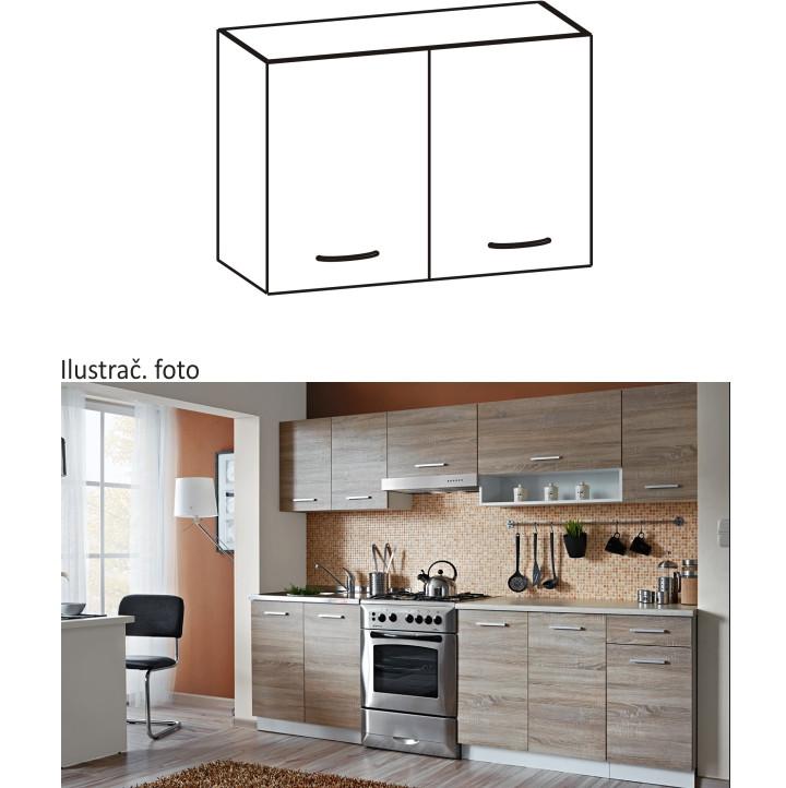 Tempo Kondela Kuchyňská skříňka CYRA NEW G-60 + kupón KONDELA10 na okamžitou slevu 10% (kupón uplatníte v košíku)