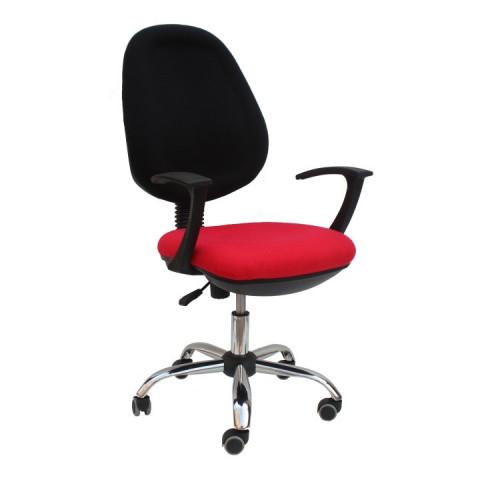 Kancelářská židle BOBAN 802 - červená