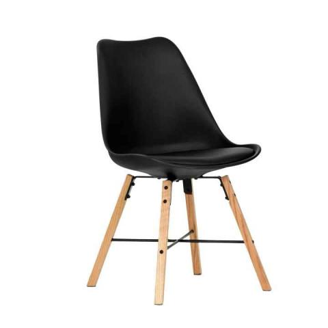 Jídelní židle BST 7045 Trope - černá