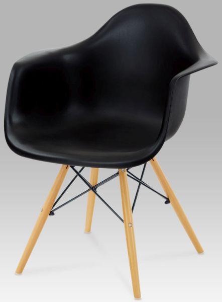 Autronic Jídelní židle CT-719 BK1