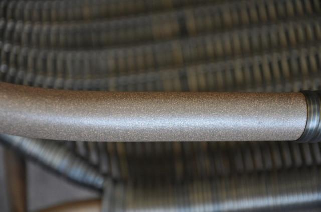 Zahradní set 1+1 kov + umělý ratan