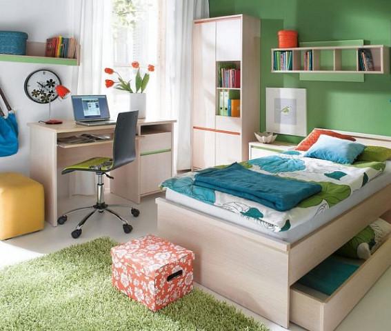 Dětský pokoj Numlock