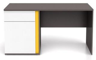 Psací stůl Graphic BIU1D1SL