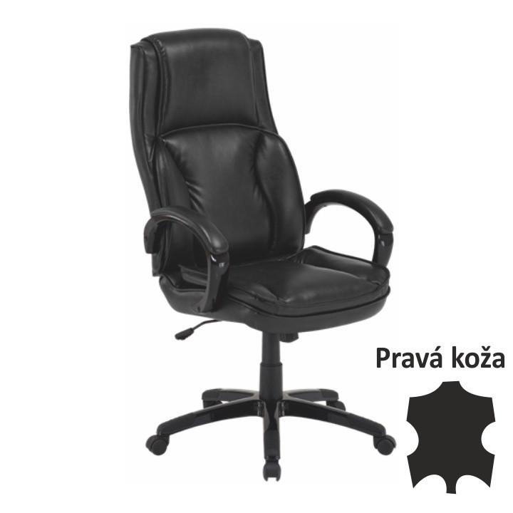 Tempo Kondela Kancelářská židle LUMÍR + kupón KONDELA10 na okamžitou slevu 3% (kupón uplatníte v košíku)