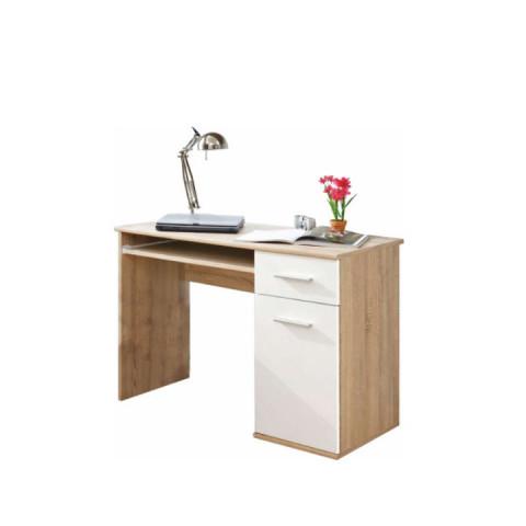 PC stůl EMIO Typ 06 - bílý