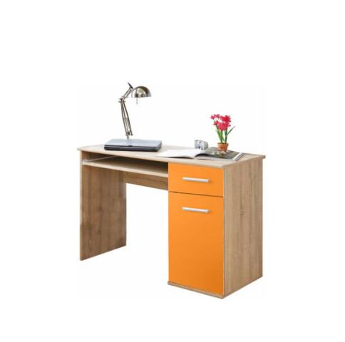 PC stůl EMIO Typ 06 - oranžový