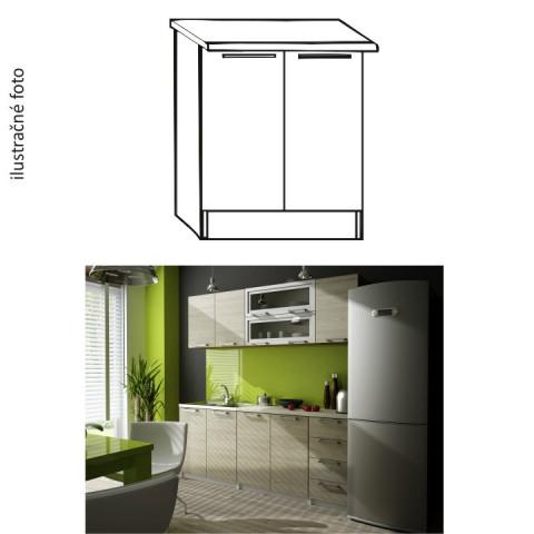 Kuchyňská skříňka IRYS D-60