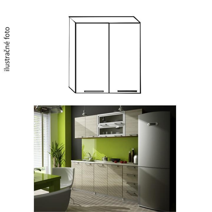 Tempo Kondela Kuchyňská skříňka IRYS G-60 + kupón KONDELA10 na okamžitou slevu 10% (kupón uplatníte v košíku)