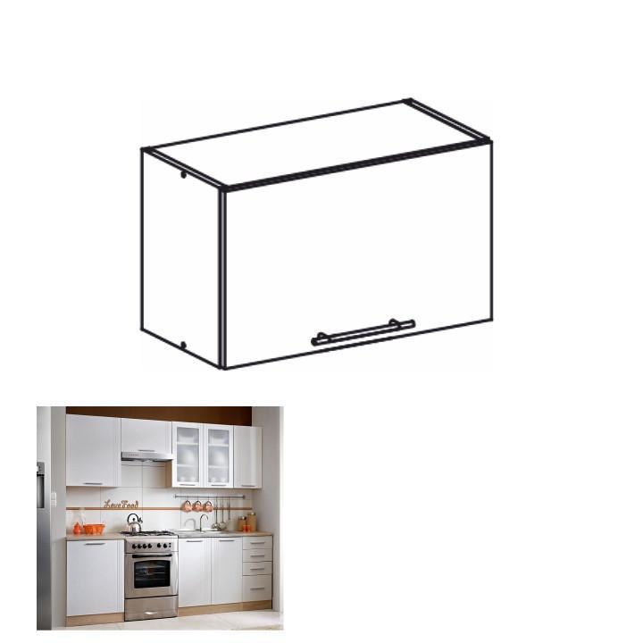 Tempo Kondela Kuchyňská skříňka MONDA W60OK + kupón KONDELA10 na okamžitou slevu 10% (kupón uplatníte v košíku)