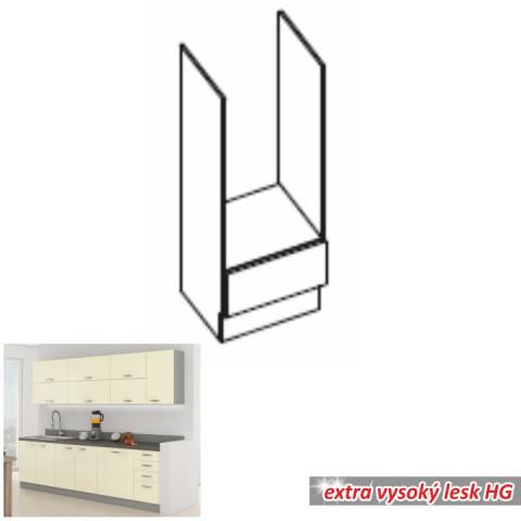 Kuchyňská skříňka PRADO 60 DG BB - krémová