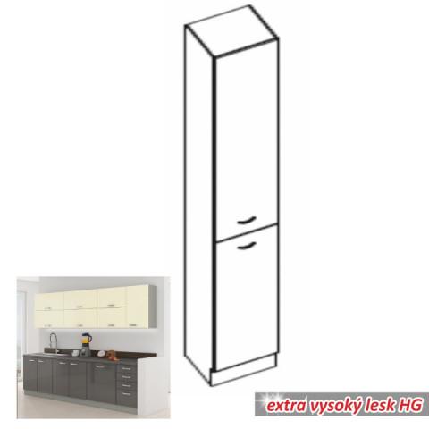 Kuchyňská skříňka PRADO 40 DK-210 2F - šedá