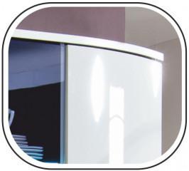 Obývací stěna LINE 1VB