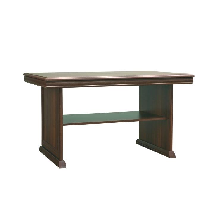 Tempo Kondela Konferenční stolek KORA KL2 - samoa king + kupón KONDELA10 na okamžitou slevu 3% (kupón uplatníte v košíku)