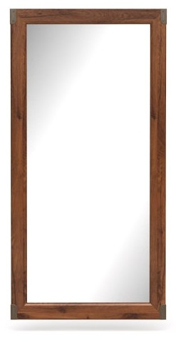 BRW Zrcadlo Indiana JLUS50 Dub sutter