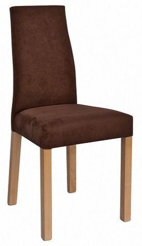 Jídelní židle Raflo AKRM - Dřevo ořech salev/látka 1068