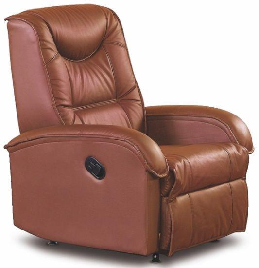 Halmar Relaxační křeslo Jeff Hnědé + kupón KONDELA10 na okamžitou slevu 10% (kupón uplatníte v košíku)