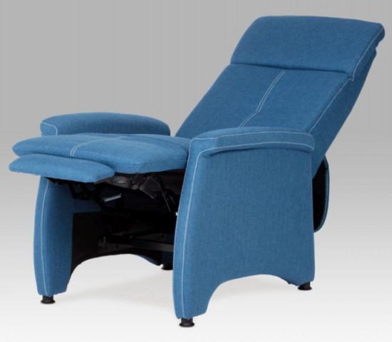 Relaxační křeslo TV-8135 - BLUE2
