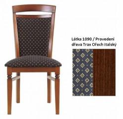 Jídelní židle Bawaria TXK-DKRS II / látka TK1090