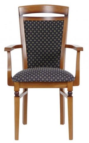 Jídelní židle s područkami Bawaria TXK-DKRSII-P