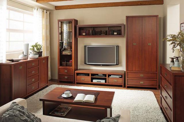Televizní stolek Kaspian Classic RTV2S