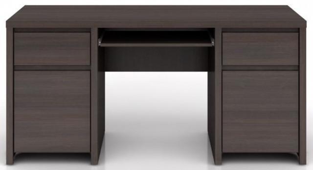 Psací stůl Kaspian BIU2D2S/160 - Wenge