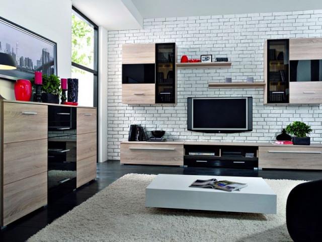 Obývací stěna Somatic