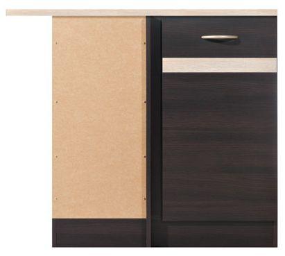 Kuchyňská skříňka rohová Junona Line DNW/100/82L