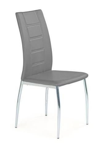 Jídelní židle K134 - šedá