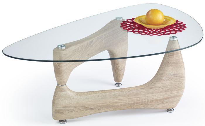 Halmar Konferenční stolek Karen Wenge