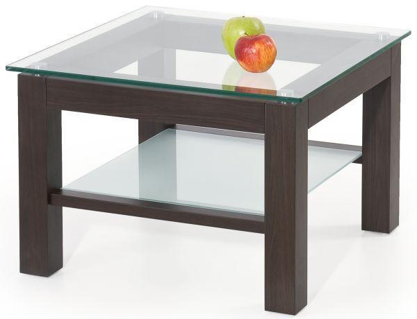 Konferenční stolek Livia kwadrat - Wenge