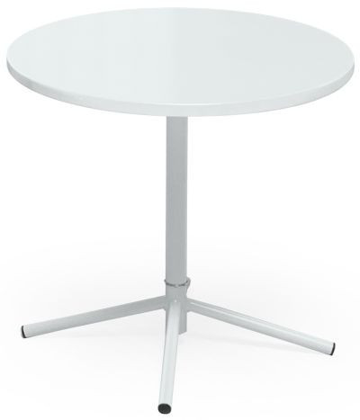 Odkládací stolek Lola - Bílá