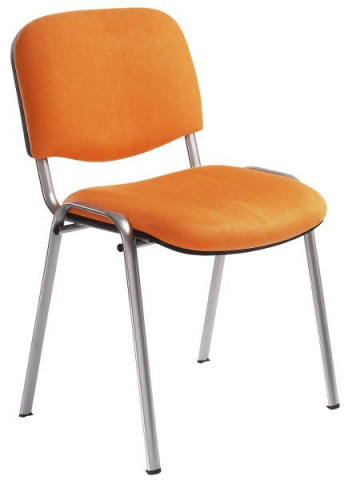 Konferenční židle 1120 - TG - šedý lak