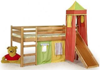 Patrová postel Flo - Olše
